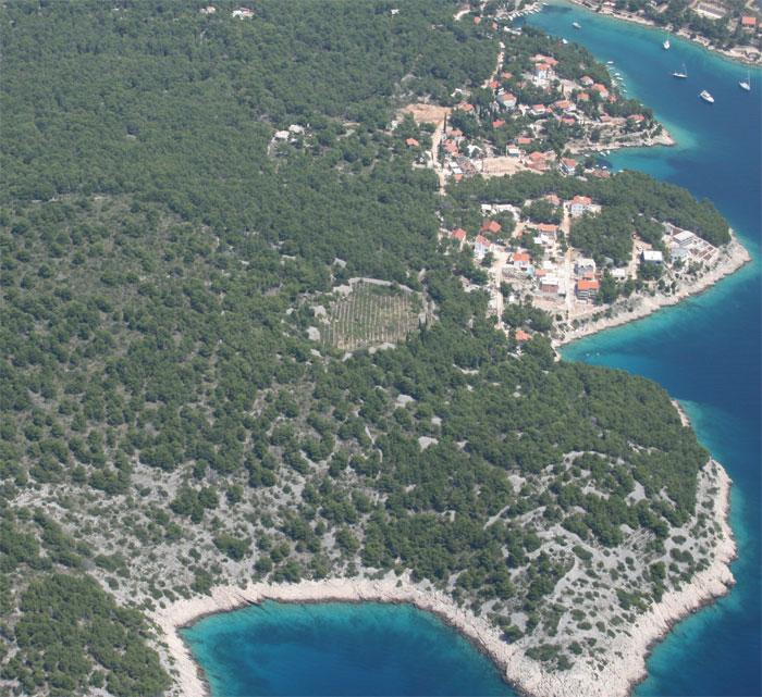 Otok Brač Milna