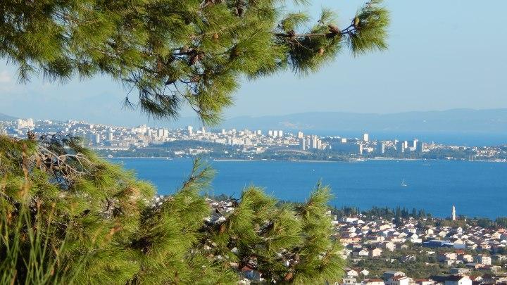 Odličan pogled na more i otoke
