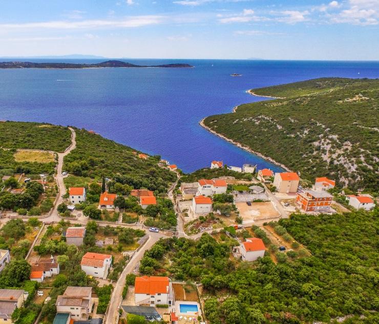 Građevno zemljište, perfektan pogled na more
