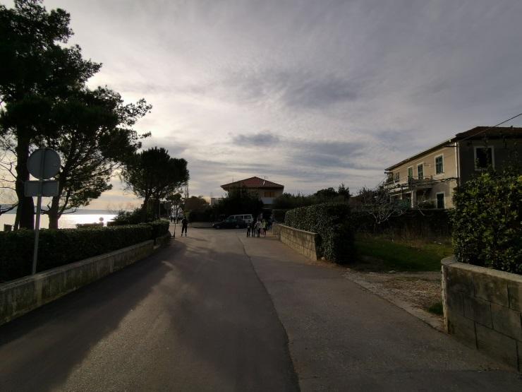 Kuća Kaštela prvi red od mora