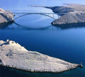 Otok Pag, Hrvatska