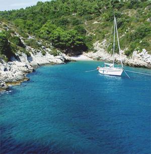 Otok Šolta, Hrvatska